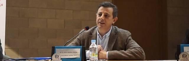 Álvaro Martínez es el actual presidente nacional de Cursillos de Cristiandad, movimiento iniciado hace ya 70 años