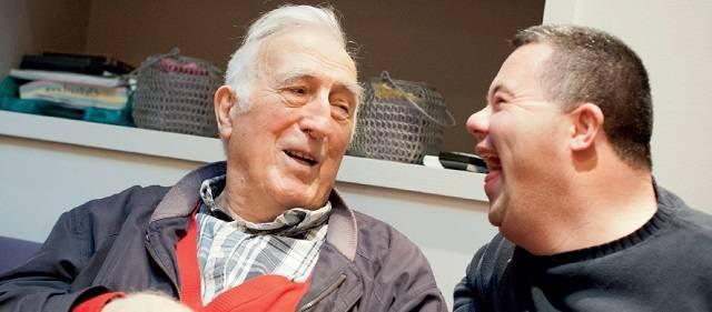 Jean Vanier creó las comunidades de El Arca en 1964. Ahora hay más de 154 en todo el mundo.