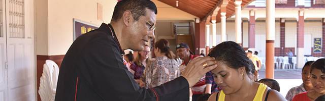 La iglesia nicaragüense cercana a los más necesitados (Fotos de Ayuda a la Iglesia Necesitada)