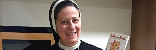 Carla descubrió a Dios ya siendo joven y en su vocación está el servir al necesitado