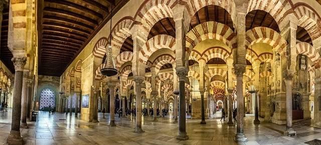 La Mezquita-Catedral de Córdoba es patrimonio de la Humanidad para la Unesco