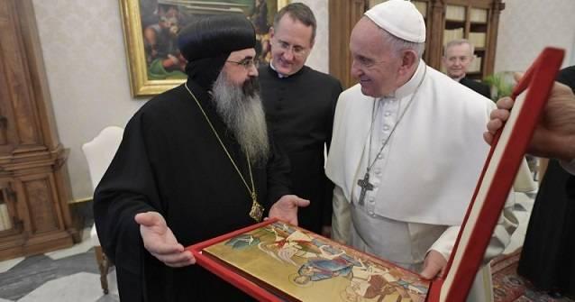 El Papa se reunió con los miembros de la Comisión Internacional para el diálogo teológico entre la Iglesia Católica y las Iglesias Ortodoxas Orientales
