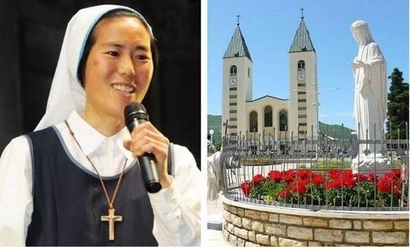 Jennifer encontró la vida en Medjugorje. Ahora es religiosa en las comunidades del cenáculo