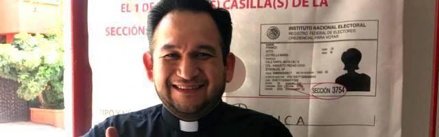 David Jasso, encantado de ser sacerdote y muy agradecido por lo aprendido como directivo en el mundo del fútbol