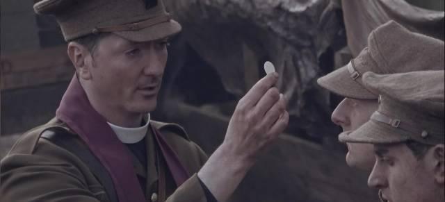 La vida del capellán Willie Doyle ha sido llevada a la gran pantalla en la película
