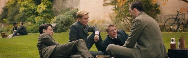 Tolkien y sus amigos de la TCBS - ¿podrán los guionistas gays del biopic creer que existen las amistades masculinas fraternas, no erotizadas?
