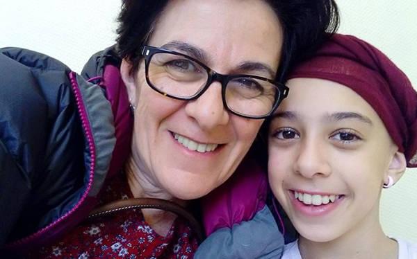 Después de dejarlo todo para cuidar a Candela, su madre afronta su pérdida ayudando a otras familias