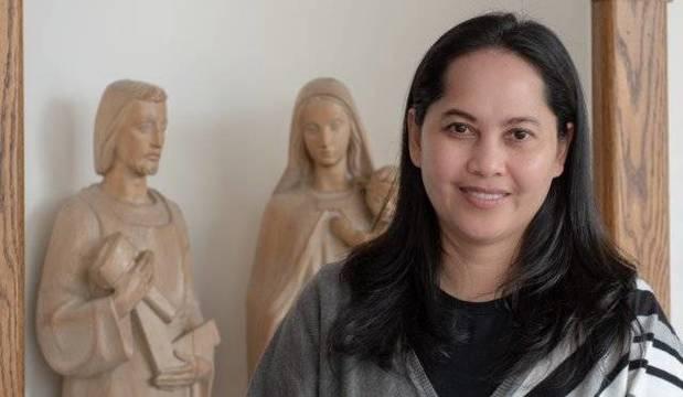 Phally Budock se bautiza esta Pascua de 2019 en Estados Unidos, pero su historia empieza en los campos asesinos de Camboya