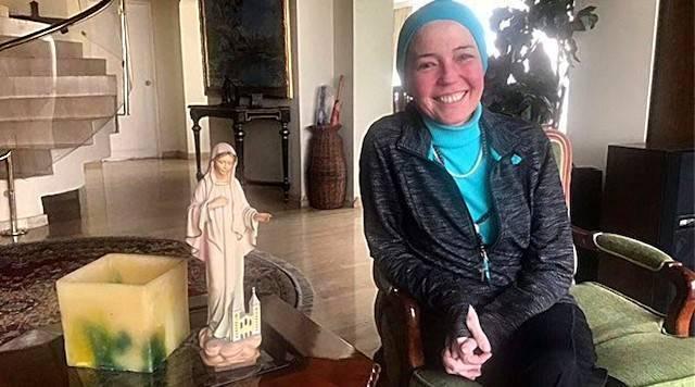 María Margarita nunca se sintió sola: la Virgen siempre aparecía de alguna forma cuando llegaban las malas noticias.