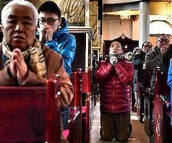 Desde la llegada de Xi Jinping al poder en 2013 se ha incrementado la persecución contra los católicos chinos, aún más tras el acuerdo con la Santa Sede para la designación de obispos.