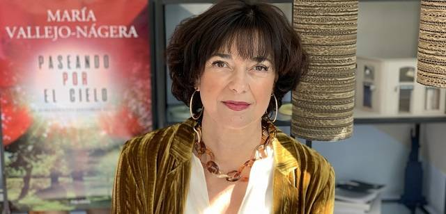 María Vallejo-Nágera ha estado años preparándose para escribir este libro tan especial para ella