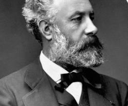Julio Verne escribió El Conde de Chanteleine como una de sus primeras novelas, pero no fue publicada por razones ideológicas: criticaba demasiado la República
