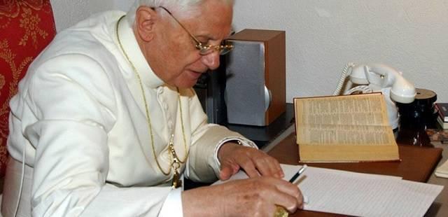 Benedicto XVI ha querido analizar la situación de la Iglesia y la crisis de los abusos que la está azotando en este momento