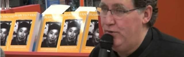 Álvaro de Cárdenas explica la relevancia de Marcelo Van y su espiritualidad, muy cercana a la de Santa Teresita de Lisieux, pero en un contexto distinto - el Vietnam de guerra