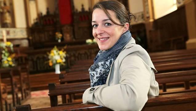 Josephine Eckerl no sabía nada de la fe, pero en un momento difícil de su vida empezó a orar por su cuenta... y su vida cambió