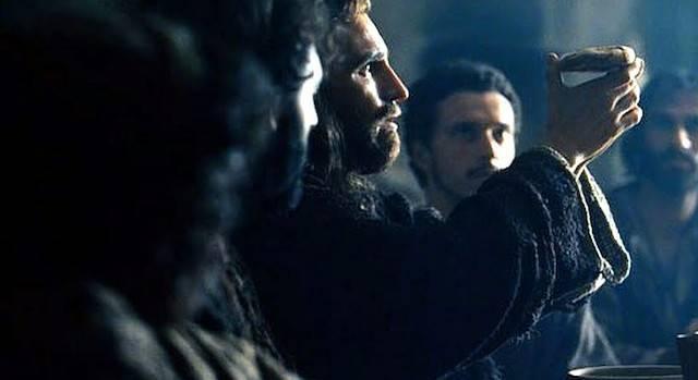La Última Cena en «La Pasión de Cristo» (2004) de Mel Gibson.