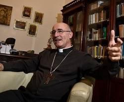 El cardenal Sturla, arzobispo de Montevideo, está volcado en la evangelización