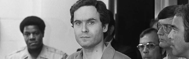 Ted Bundy fue ejecutado en 1989 por treinta asesinatos precedidos por violación.