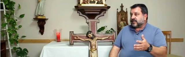 Julio Guerrero era muy hostil a la fe, pero hoy es un evangelizador entusiasta con Cursillos de Cristiandad... esta es la historia de su cambio