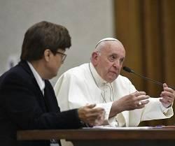 El Papa respondió a las preguntas de las superiores de las órdenes religiosas femeninas