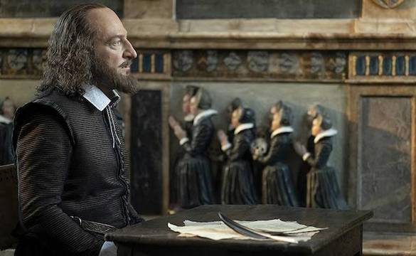 Kenneth Branagh es William Shakespeare en «All is true» (2018), dirigida por él mismo.