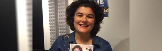 Maryel Devera tiene 45 años y experimentó una brutal conversión en 2013 en Lourdes