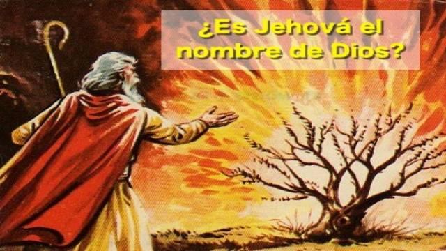 Jehová o Yahvé