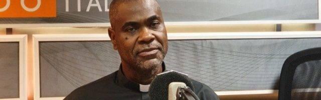 Jean Baptiste Kikwaya es un científico jesuita congoleño en el Observatorio Romano