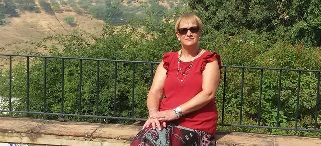 Isabel Orellana es ahora misionera idente en Sevilla