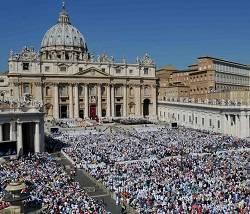 Este martes, con la festividad de Santa Teresita, se inicia el Mes Extraordinario Misionero, convocado por el Papa Francisco
