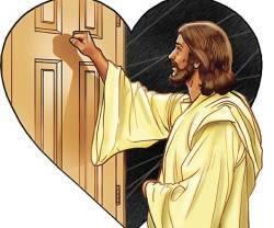 Estoy a tu puerta y llamo