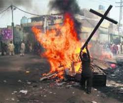 Persecución de los cristianos en el mundo entero
