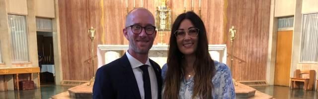 Paul y Jenna se casaron en 2009 y se hicieron católicos en 2017, después de vivir una asombrosa experiencia mística en una Misa del Gallo