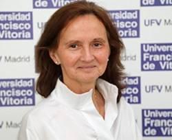 Maleny Medina es la directora del Instituto de Acompañamiento de la Universidad Francisco de Vitoria