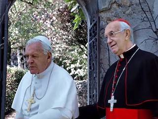 Benedicto / Hopkins vs Bergoglio / Pryce