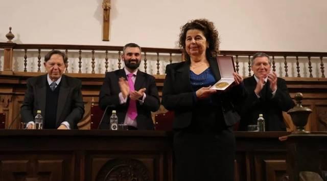 Teresa de Jesús Rodríguez Lara gana el XXXIX Premio Mundial Fernando Rielo de Poesía Mística