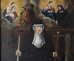 Venerable Ana Catalina de Austria.