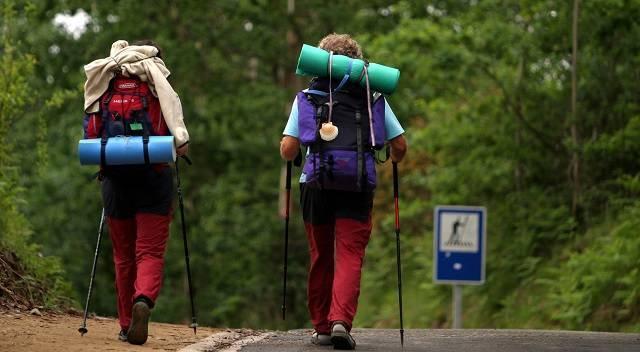 El Camino de Santiago atrae a numerosos peregrinos internacionales
