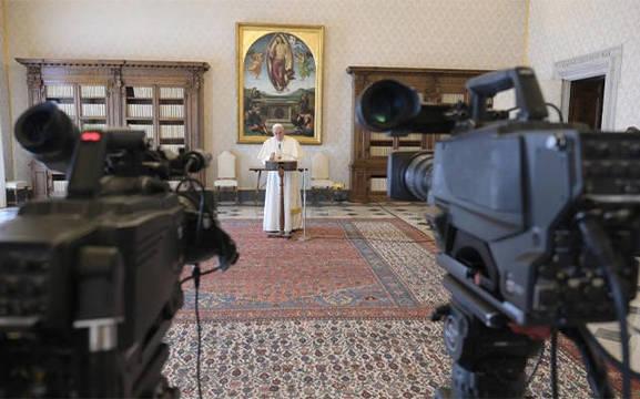El papa Francisco celebrará la semana de Pascua sin fieles