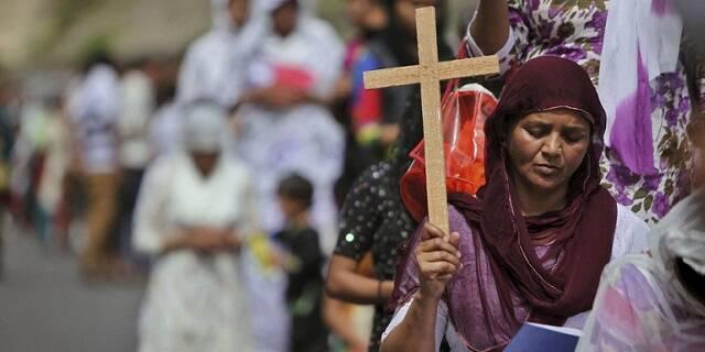 Cristianos de la India... es el tercer país donde más ayuda envía ACN, por la pobreza, ataques y discriminación que sufren de radicales hindúes