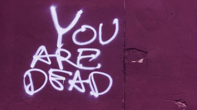 Pintada Your are dead