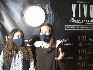 «Vivo» se dispara en los cines