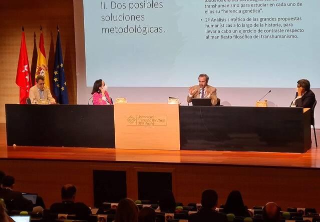 Congreso sobre transhumanismo en la Universidad Francisco de Vitoria: ¿mejorar al hombre... cómo?