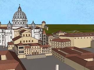 Historia infográfica del Vaticano