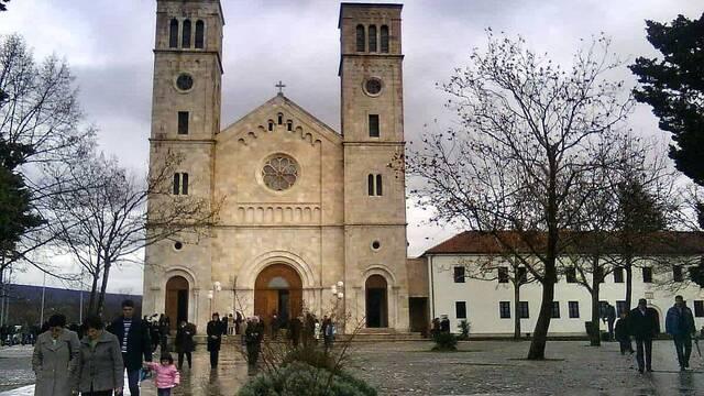 Iglesia en Siroki-Brijeg.