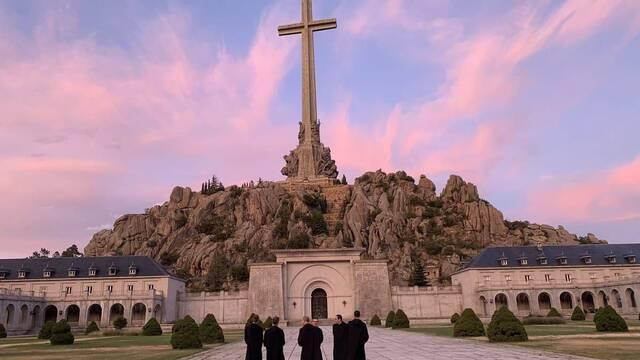 Cruz del Valle de los Caídos.
