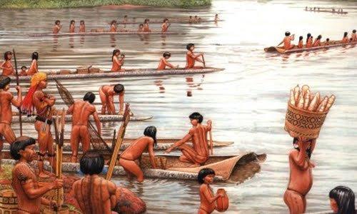 Pueblo indígena.