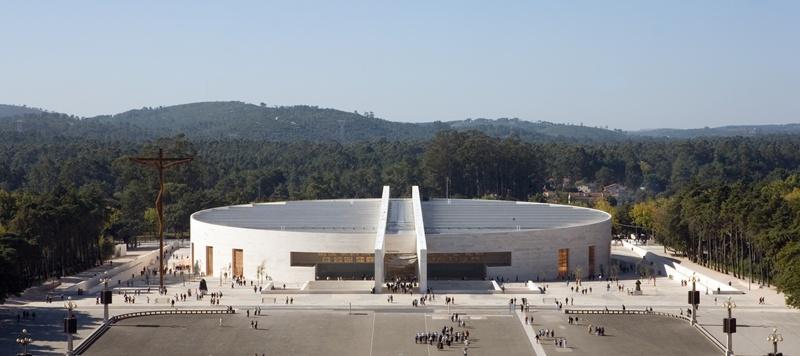 Basílica Santísima Trinidad.