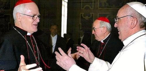 Scherer, con Francisco