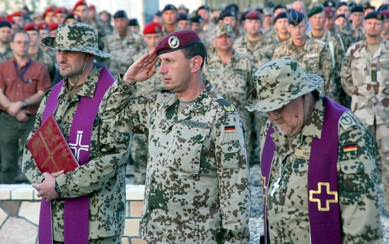 Militärseelsorge Evangelisch